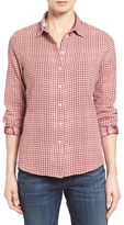 Barbour Women's 'Bower' Gingham Cotton Shirt