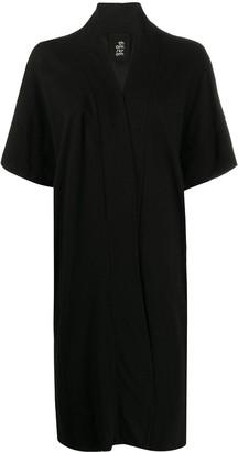 Thom Krom Oversized Short-Sleeved Cardi-Coat