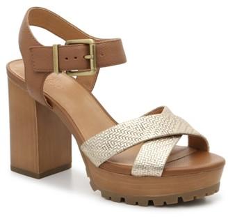 Crown Vintage Jula Platform Sandal