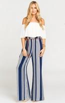 MUMU Eli's Trousers ~ Stripe Me Down