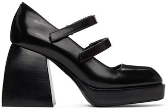 Nodaleto Black Bulla Babies Heels