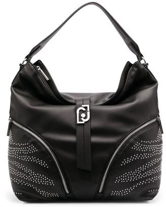 Liu Jo Stud Embellished Tote Bag