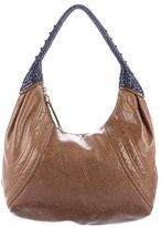 Fendi Leather Spy Hobo