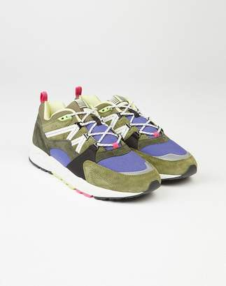 Karhu Fusion 2.0 Trainers Forest Night & White