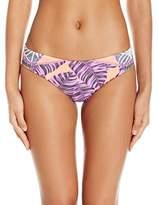 Maaji Women's Charlie's Angles Signature Cut Bikini Bottom