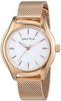 Nautica Womens Watch NAD13530L