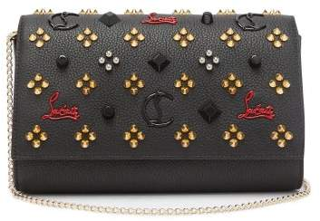 257bc883a143 Christian Louboutin Patent Leather Clutches - ShopStyle