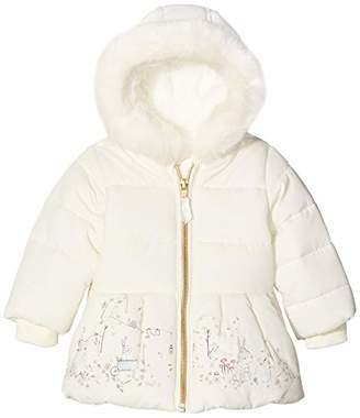 Mothercare Baby Flow Padded Border Print Bodysuit,(Size:104)