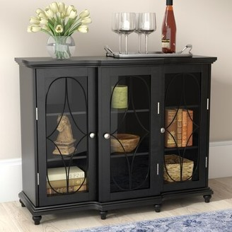 URBAN RESEARCH Darby Home Co Odell 3 Accent Cabinet Darby Home Co