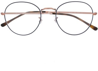 Ray-Ban Round Frame Tortoiseshell Glasses