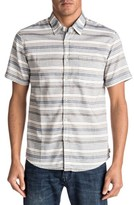 Quiksilver Men's Aventail Stripe Woven Shirt