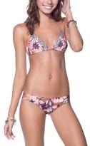 Maaji Women's Blurry Beauty Reversible Bikini Top