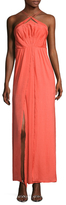 Style Stalker Phoebe Slit Maxi Dress