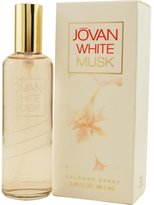 Jovan White Musk 3.25 oz Cologne Spray For Women