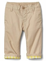 Gap Jersey-lined pull-on pants