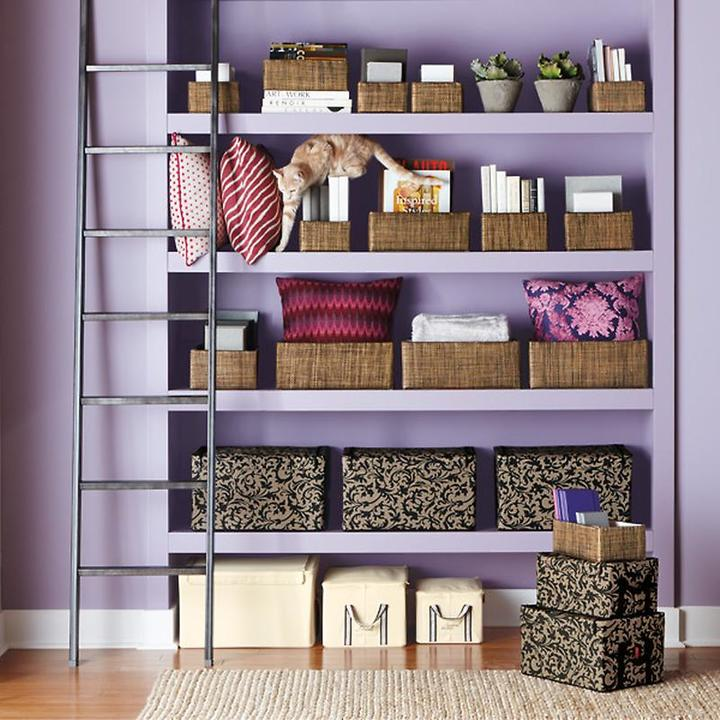Container Store reisenthel® Large Fabric Storage Box Sand