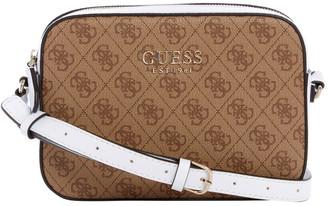 GUESS SK669112WML Kamryn Zip Top Crossbody Bag
