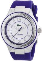 Lacoste Men's Acapulco 2000760 Silicone Analog Quartz Watch