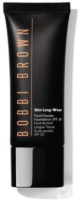 Bobbi Brown Skin Long-Wear Fluid Powder Foundation SPF20