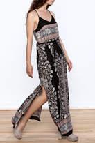 Andree Black Maxi Dress