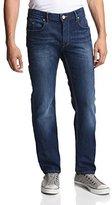 Robert Graham Men's Upside Down Slim Jean