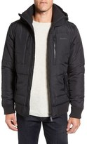 Bench Armature Quilted Hooded Puffer Jacket