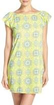 Maaji 'Mild Mosaic' Print Cover-Up Dress