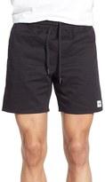rhythm Men's 'Chino Jam' Cotton Drawstring Shorts