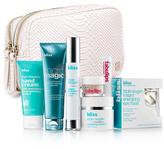 Bliss X Hudson+bleecker Winter Wonders Skincare Set
