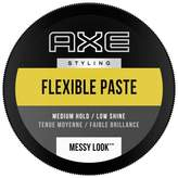 Axe Messy Look Hair Paste Flexible 2.64oz