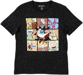 Novelty T-Shirts Short Sleeve Graphic T-Shirt