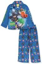 Batman Lego Little Boys' 2-Piece Pajamas