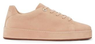 Loro Piana Leather trainers