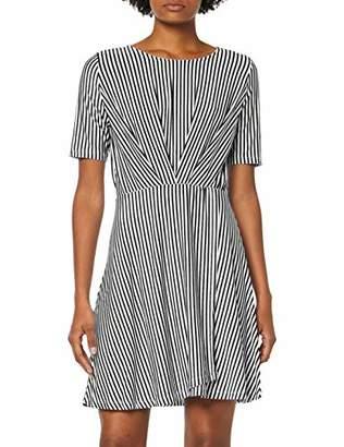 Vero Moda Women's Vmava Ss Short Dress JRS,16 (Size: X-Large)