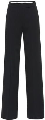 Max Mara Odilia high-rise stretch-jersey pants