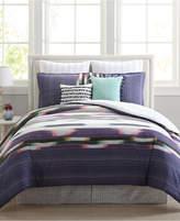 Pem America Alameda Reversible 8-Pc. Queen Comforter Set
