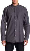 Weatherproof Oxford Regular Fit Paint Splatter Shirt
