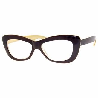 A.J. Morgan Eyewear Women's Crushed-Reading Glasses