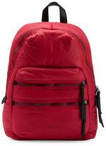 Liebeskind Berlin Saku Nylon and Leather Backpack