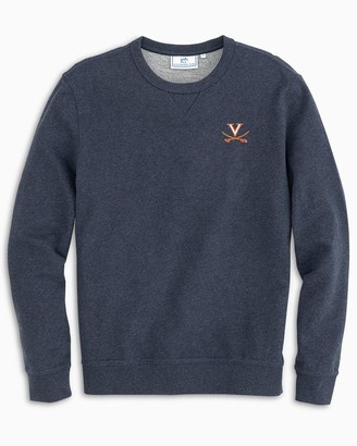 Southern Tide UVA Upper Deck Pullover Sweater