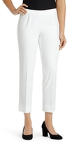 Lafayette 148 New York Metropolitan Stretch Cropped Bleecker Pants