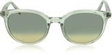 Celine CL 41067/S Thin Mary Transparent Women's Sunglasses