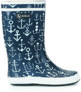 Aigle Printed rain boots - Lolly pop