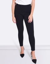 Forcast Grace Fitted Pants
