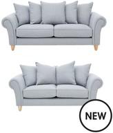 Cavendish Ashurst 3-Seater Fabric Sofa Set