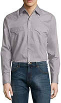 JCPenney Ely Cattleman Long-Sleeve Snap Shirt