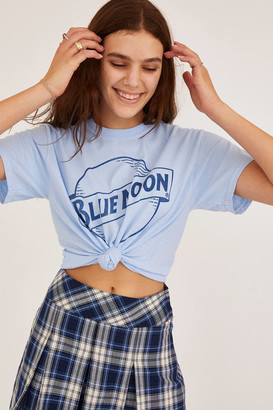 Urban Outfitters Blue Moon Overdyed Tee