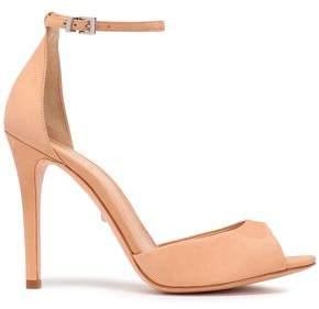 Schutz Nubuck Sandals