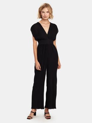 Finders Keepers Adeline Pleated Pantsuit