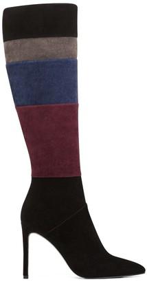 Nine West Toprank Colorblock Boots